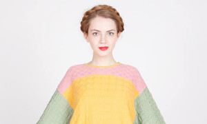 'La Casita de Wendy', moda colorista y sostenible