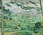 Paul Cezanne Montain Sainte Victoire_es_ES #385051830