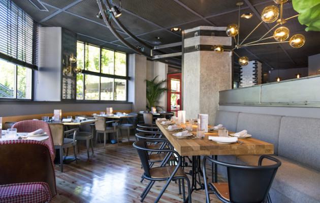 'Sasha Boom', la cocina global llega a Ponzano