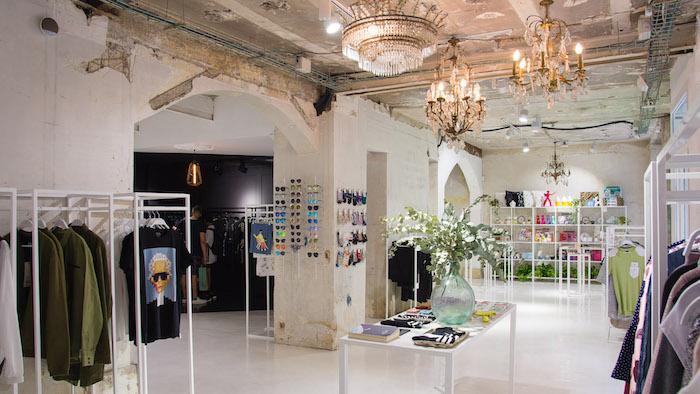 Amen concept store