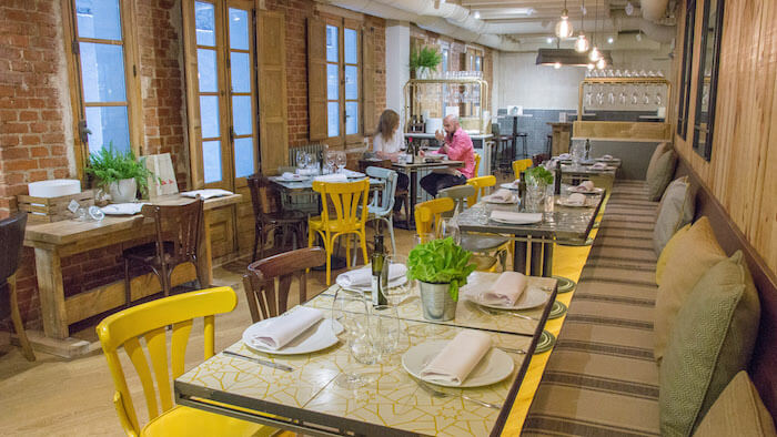 Casa de Fieras | Restaurante en Retiro