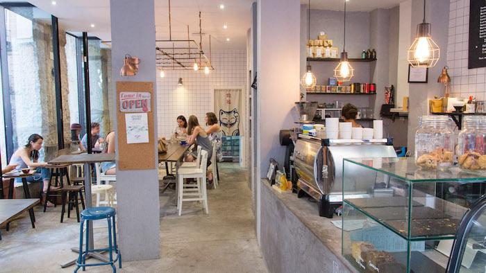 Hanso Cafe de Usera a Malasaña