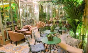 'El Invernadero', el oasis de Salvador Bachiller en mitad de la Gran Vía