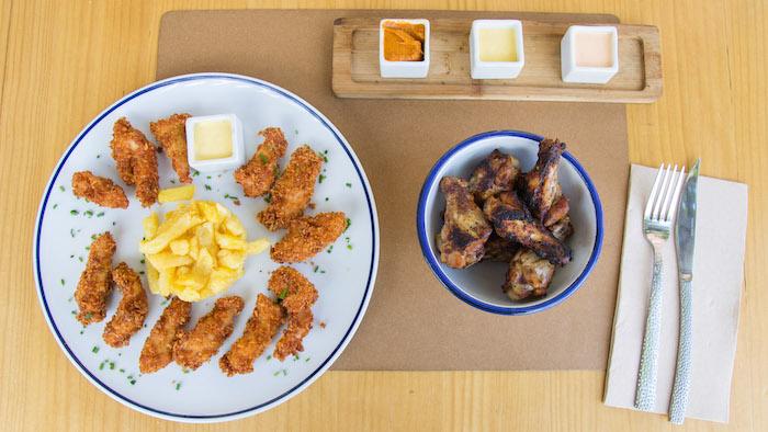 LE COQ by THE KIKIRI CO pollo crujiente y alitas a la brasa