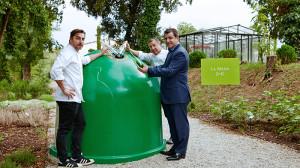 Arranca #lagrancadena, el reto del reciclaje de los hermanos Roca