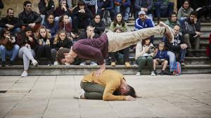 'Viaje al centro de la danza', coreografía de vanguardia