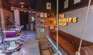 Ruta por las barberías más molonas de Madrid