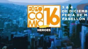 Las entradas para 'Expocómic 2016' ya están a la venta