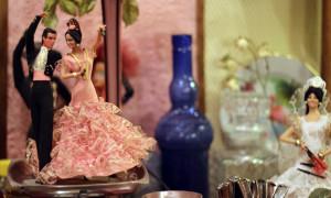 'Santa y Señora', vintage y microteatro en La Latina