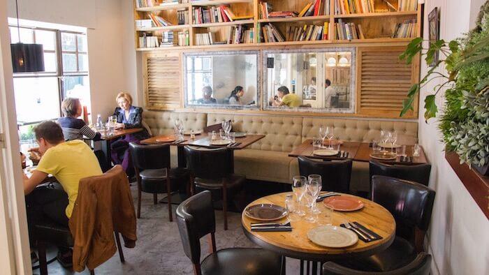 Restaurante Babel Chueca
