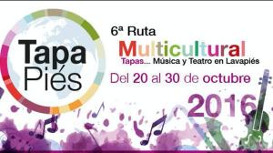 'Tapapiés' vuelve a llenar de sabor y música el barrio de Lavapiés
