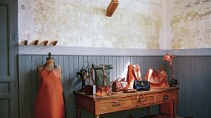'Oficio Studio', bolsos de cuero artesanos y de diseño