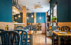 'Recreo', una taberna de cocina espontánea