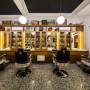 'Compadre Barber's Club', coctelería clásica en una barbería vintage