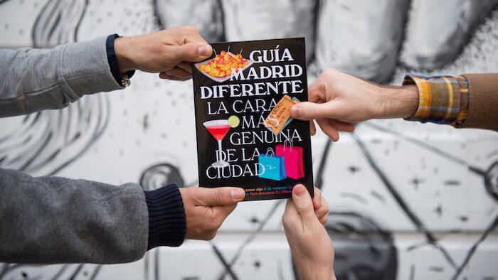 Guia Madrid Diferente, la mejor guia de Madrid