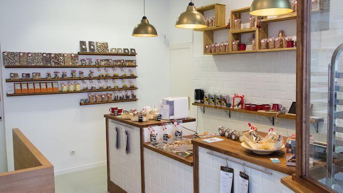 Flor D'KKO | Tienda de chocolates artesanos en el barrio de Salamanca