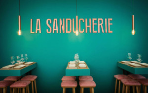 'La Sanducherie', sándwiches de autor en Las Salesas