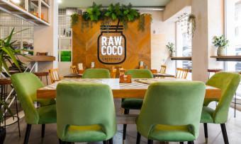 'Rawcoco Green Bar', zumos detox y cocina saludable para el día a día