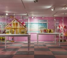 La historia de Barbie en la Fundación Canal