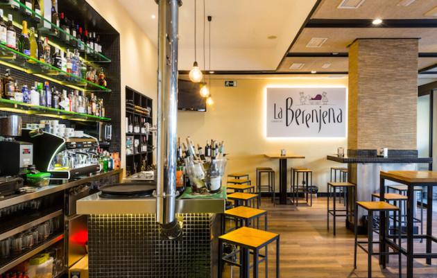 'La Berenjena de Chamberí', cocina creativa y 'anárquica'