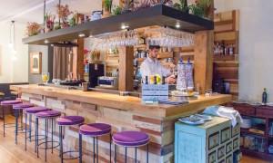 Barras informales de grandes restaurantes