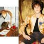 Las prendas de 'Paco Pintón', minimalismo tropical