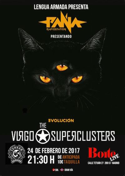Pana Radiostation y The Virgo Superclusters copia