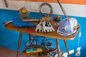 Ciclos Accesorios y articulos para ciclistas