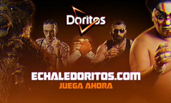 'Échale Doritos', un pulso interactivo con personajes de lo más peculiares
