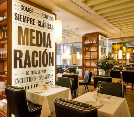'Media Ración', tradición para compartir en el Urso Hotel & Spa