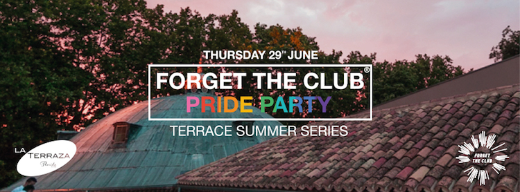 Forget the club pride party Florida Retiro