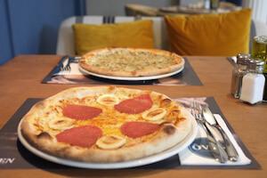 Mejores pizzas Madrid