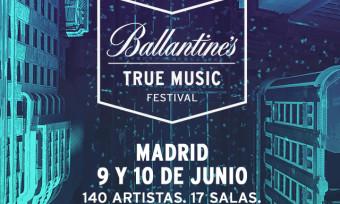 Conciertos, sesiones y festivales en junio