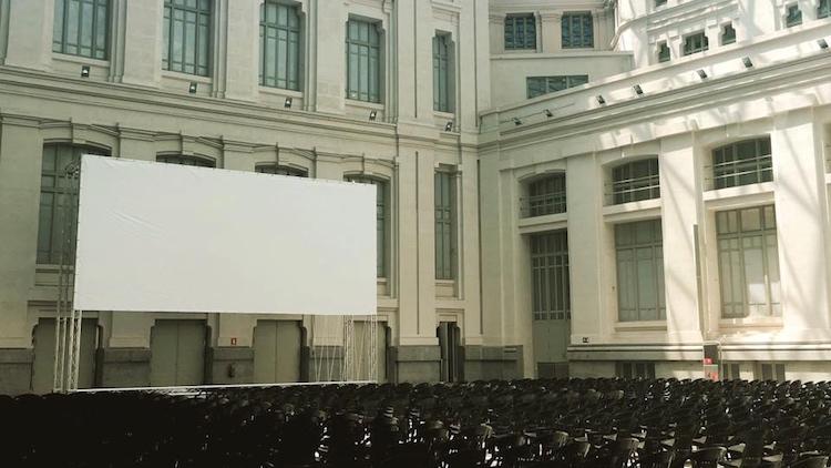 Cibeles de Cine Centro Centro