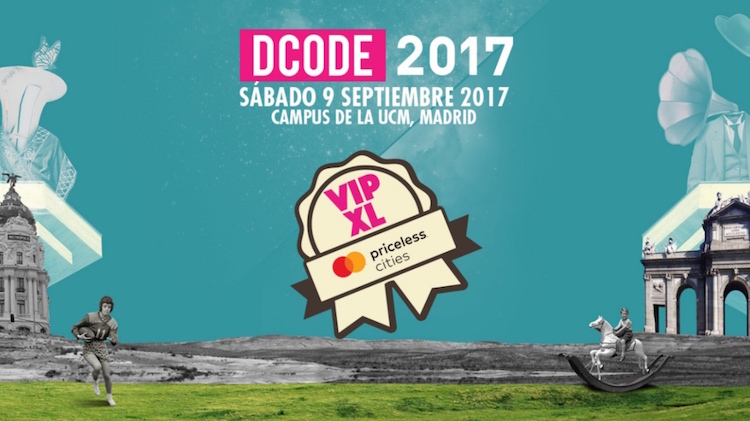 DCODE 2017 Priceless Mastercard