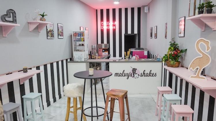 MALVYS SHAKES Batidos y helados veganos Madrid