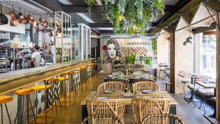 SUPERCHULO restaurante vegetariano Malasanna