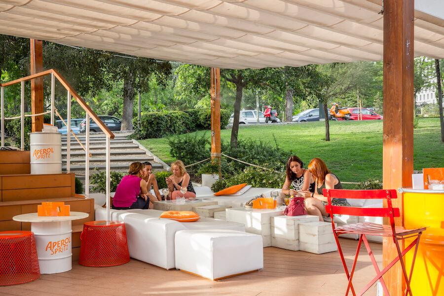 Alquiler bares para cumpleaños en Madrid
