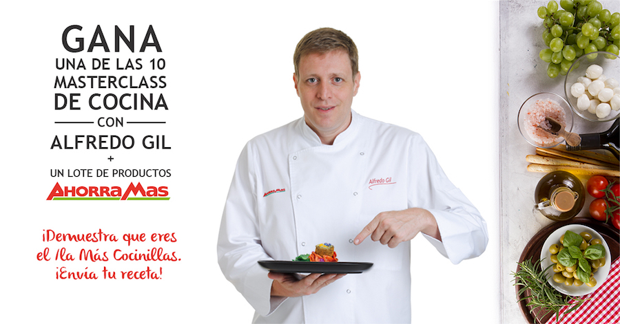 Concurso cocina Ahorramas