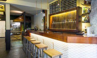 Brew Wild Pizza Bar, cervezas de autor y pizzas sicilianas