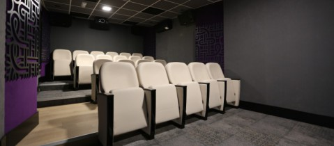 'La Morada', un refugio para el cine independiente en Malasaña