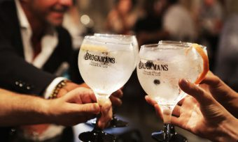 Brockmans 'Press for Gin', una noche para el hedonismo y la clandestinidad