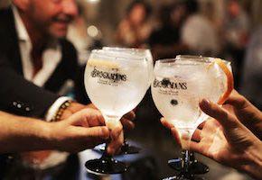 Brockmans 'press for gin', una noche para el hedonismo y la clandestinidad