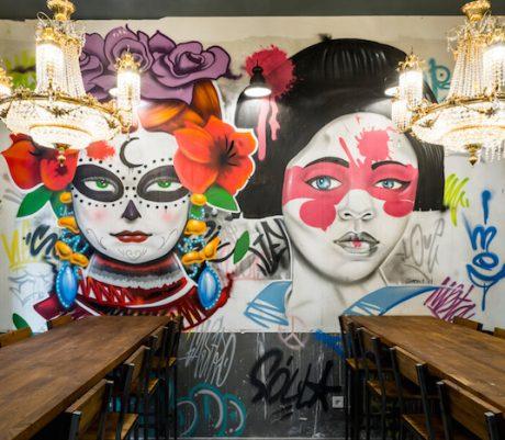 'La Gastro Salvaje', fusión mexicana y oriental en Ponzano