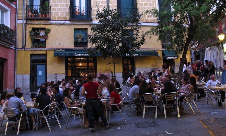 Bar restaurante lamucca de pez for Restaurante lamucca de prado madrid