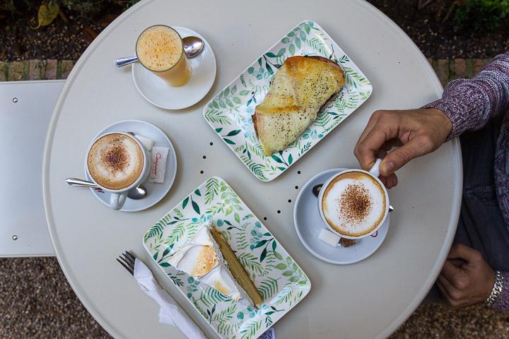 El café del jardín, un café para desconectar en el Museo del Romanticismo