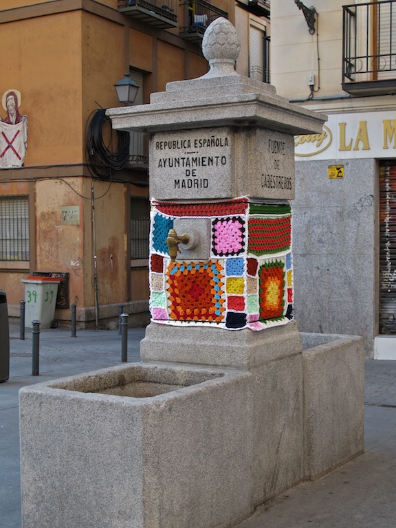 Urban Knitting Madrid