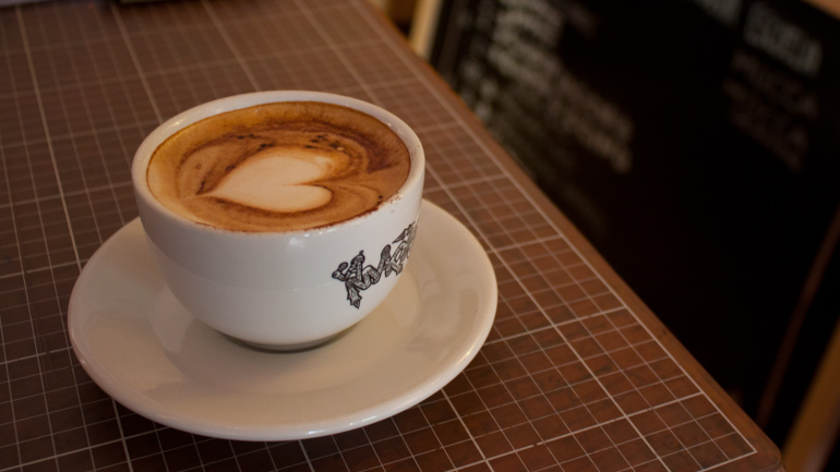 Toma Café, casa de cafés y expressos