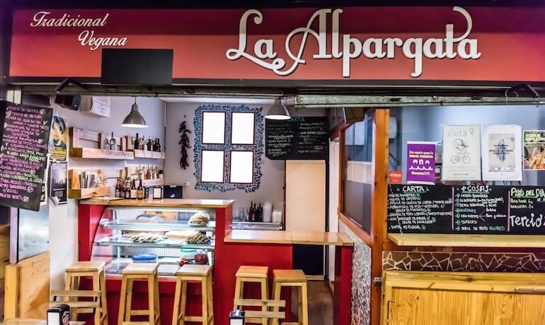 La Alpargata. San Fernando, mucho más que un mercado
