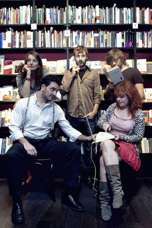 Teatro en la Librería la Buena Vida